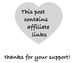 affiliate links disclosure graphic