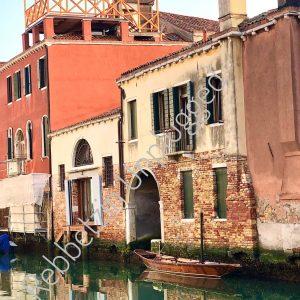 An Altana in Venice Italy